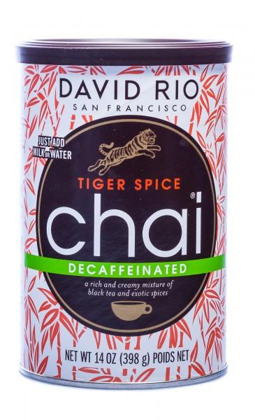 David Rio Tiger Spice Decaf Chai, 398 g