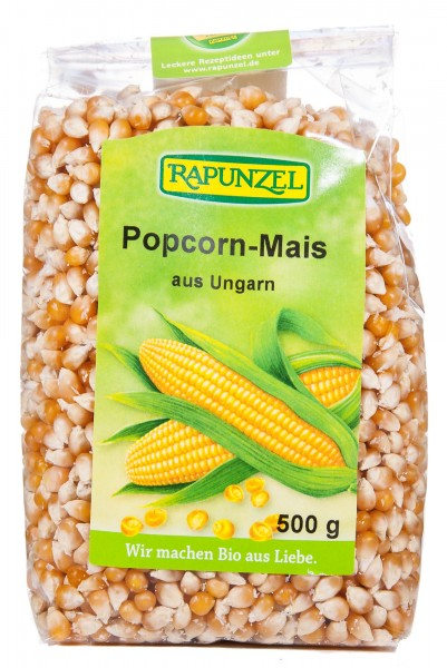 Rapunzel Bio Popcorn-Mais, 500 g