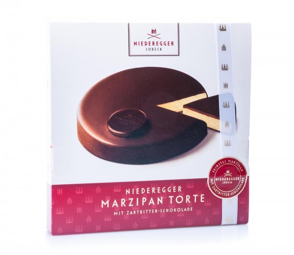 Niederegger Marzipan Torte, 390 g