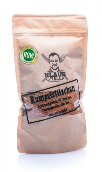 Klaus Grillt Rumpelstilzchen Gewürzzubereitung, 250 g
