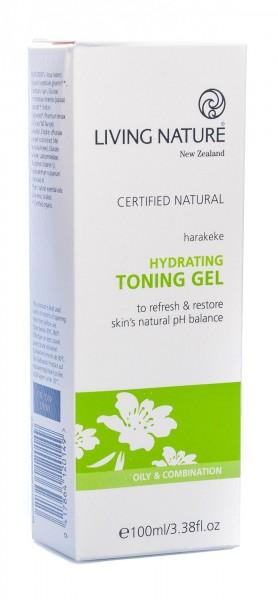 Living Nature Hydrating Gel Feuchtigkeitsgel, 100 ml