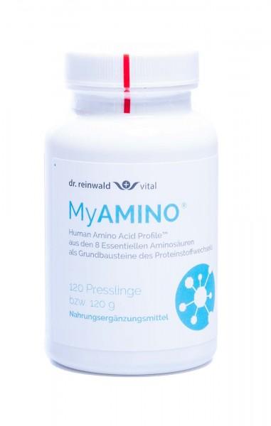 Dr. Reinwald MyAmino, 2 x 120 Presslinge (240 g)
