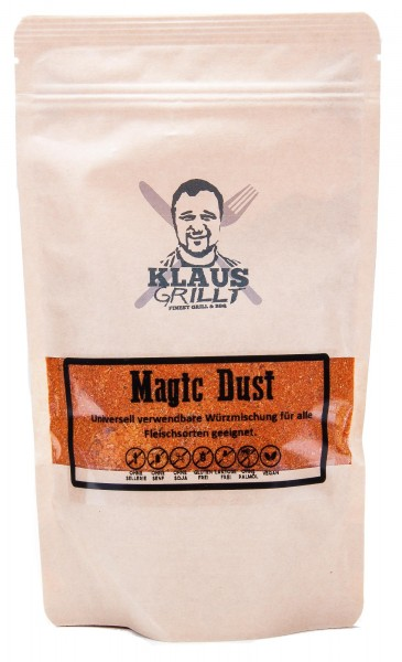 Klaus Grillt Magic Dust, 250 g