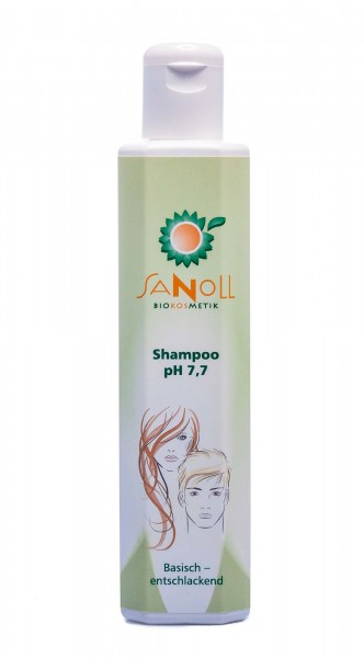 Sanoll Shampoo pH 7,7, 200 ml