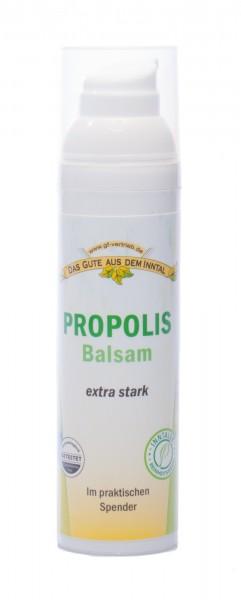 Das Gute aus dem Inntal Propolis Balsam extra stark im Spender, 75 ml