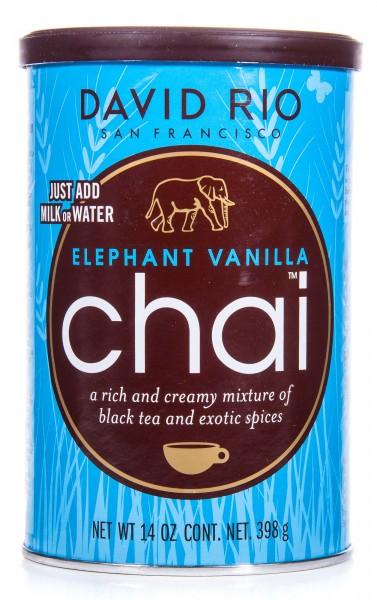 David Rio Elephant Vanilla Chai, 398 g