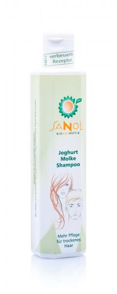 Sanoll Joghurt Molke Shampoo, 200 ml