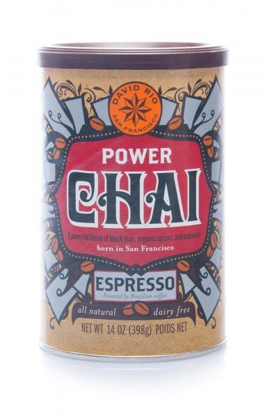 David Rio Power Chai Espresso, 398 g
