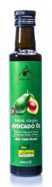 Neuseelandhaus Bio Avocadoöl, 250 ml