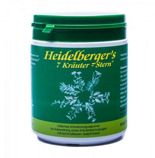 Heidelbergers 7-Kräuter-Stern, 250 g