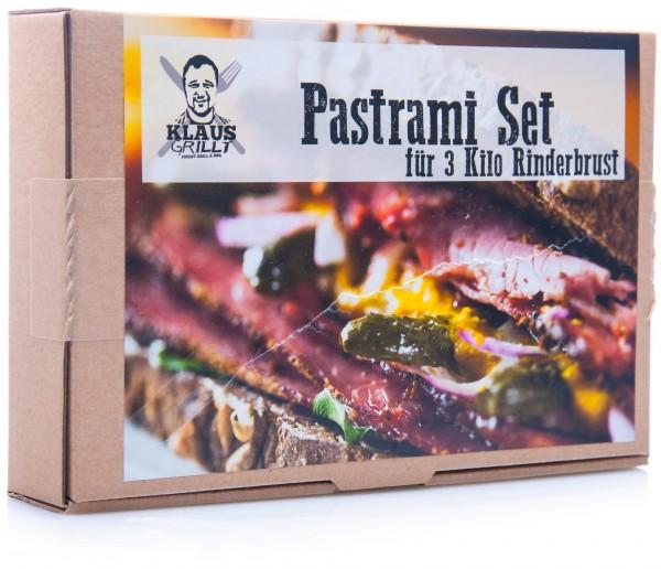 Klaus Grillt Pastrami Set, 630 g