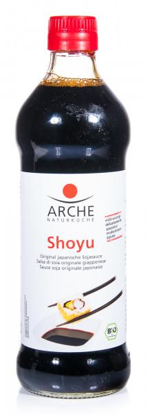 Arche Bio Shoyu Sojasauce, 500 ml