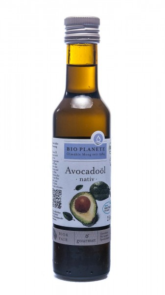 Bio Planete Bio Avocadoöl nativ, 250 ml