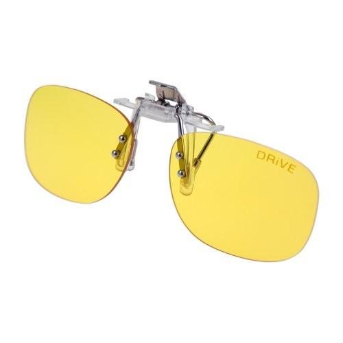 PRiSMA bluelightPROTECT Blaulichtfilter CLiP-ON DRiVE - Brillenaufsatz - Vorstecker für Brillenträge