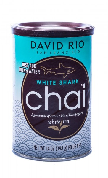 David Rio White Shark Chai, 398 g