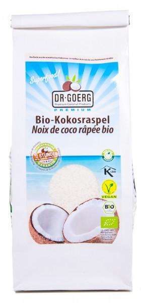 Dr. Goerg Premium Bio Kokos-Raspeln, 300 g