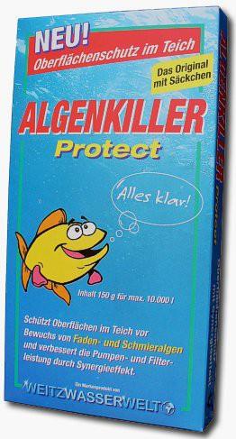 Weitz-Wasserwelt Algenkiller Protect, 150 g