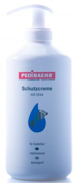 Pedibaehr Schutzcreme mit Urea, 500 ml