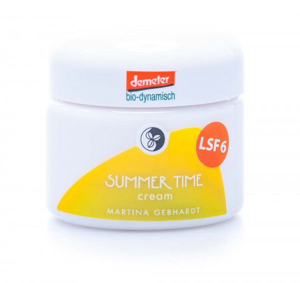 Martina Gebhardt Summer Time Cream, 50 ml