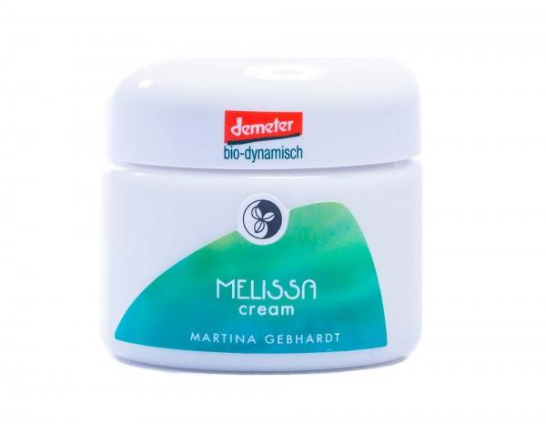 Martina Gebhardt Melissa Cream, 50 ml
