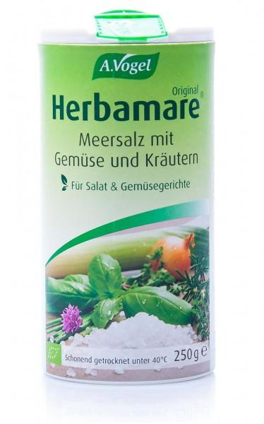 Herbamare Bio, Meersalz mit Gemüse und Kräutern, 250 g