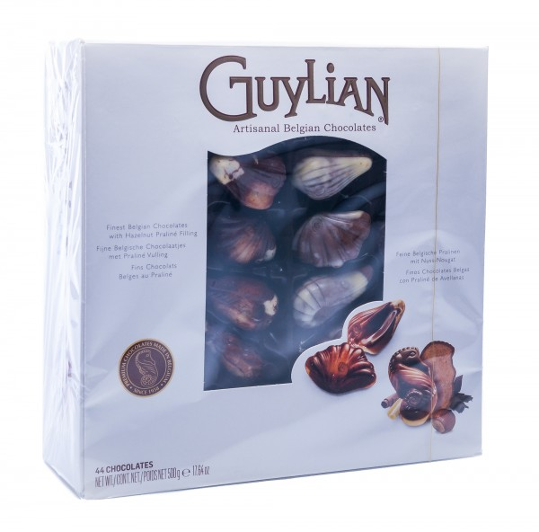 GuyLian Meeresfrüchte Nuss-Nougat, 500 g