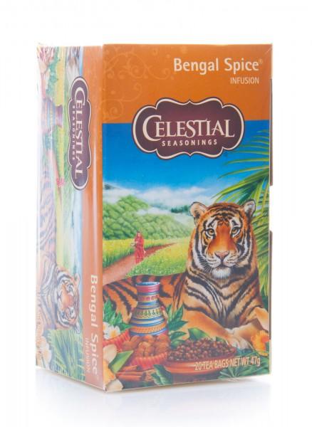Celestial Seasonings Bengal Spice, koffeinfrei, 6er Pack (6 x 20 Teebeutel), 282 g