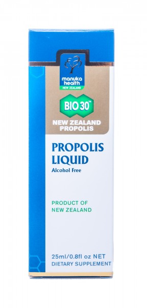 Manuka Health Propolis Liquid 25% Bio 30, 25 ml