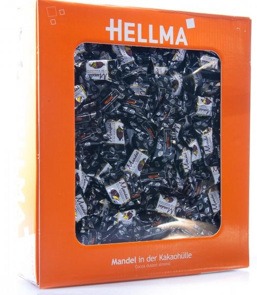 Hellma Mandel in der Kakaohülle, 380er Pack (380 x 1,1 g)