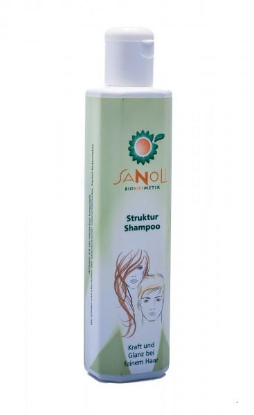Sanoll Struktur Shampoo Shampoo, 200 ml