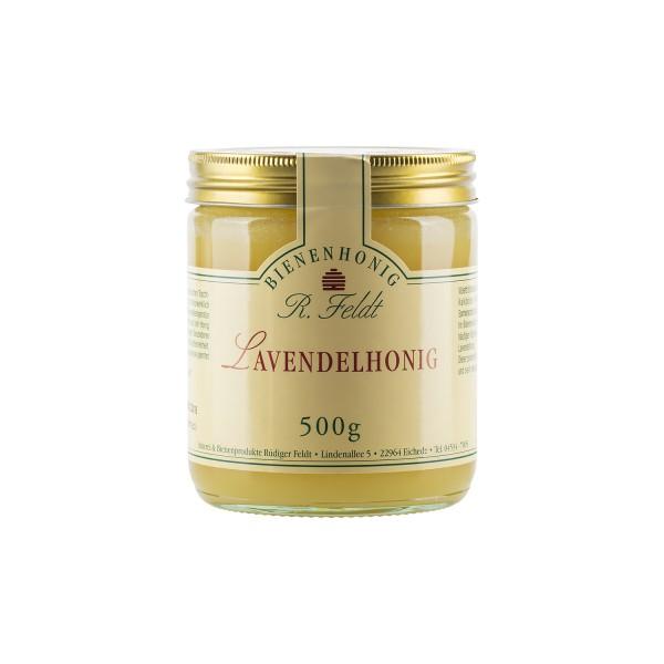 Rüdiger Feldt Lavendel Honig, 500 g
