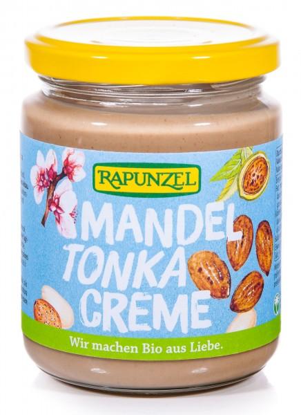 Rapunzel Bio Mandel-Tonka Creme, 250 g