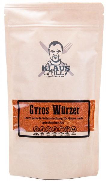 Klaus Grillt Gyros Würzmischung, 250 g