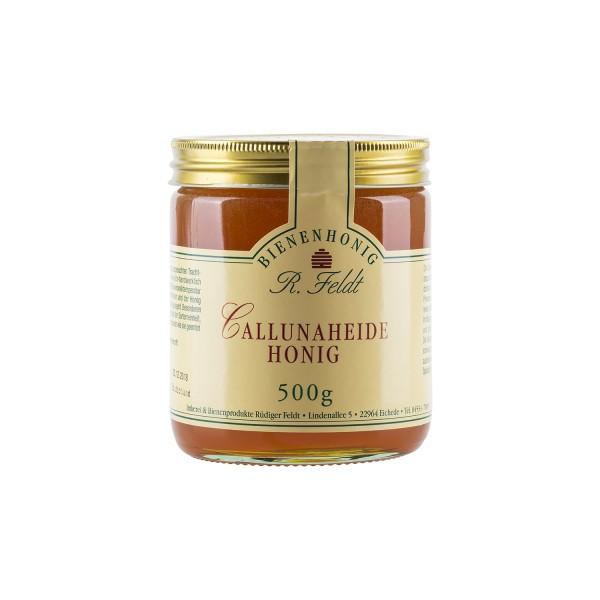 Rüdiger Feldt Callunaheide Honig, 500 g