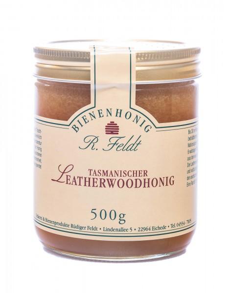 Rüdiger Feldt Leatherwoodhonig, Tasmanien, 500 g