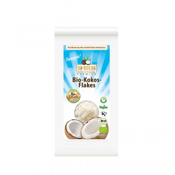 Dr. Goerg Premium Bio-Kokosflakes, 300 g