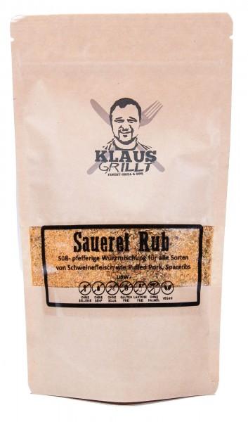 Klaus Grillt Sauerei Rub, 250 g