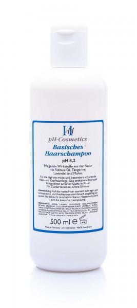 pH-Cosmetics Basisches Haarshampoo (pH 8,2) 500 ml