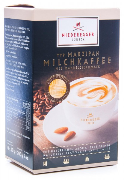 Niederegger Marzipan Milchkaffee, 200 g