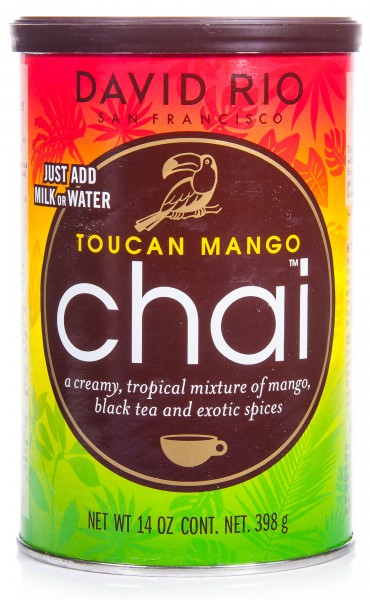 David Rio Toucan Mango Chai, 398 g