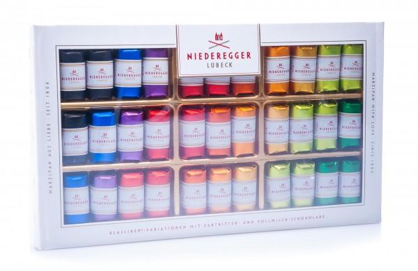 Niederegger Marzipan Klassiker Variationen, 9-fach sortiert, 400 g