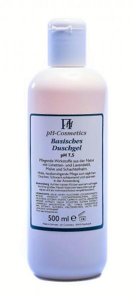 pH-Cosmetics Basisches Duschgel (pH 7,5) 500 ml