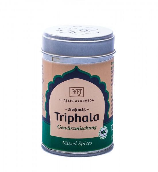 Classic Ayurveda Bio Triphala Gewürzmischung, 70 g