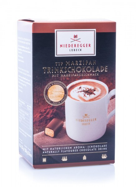 Niederegger Marzipan Trinkschokolade, 250 g