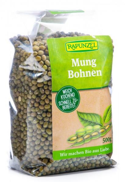Rapunzel Bio Mungbohnen, 500 g