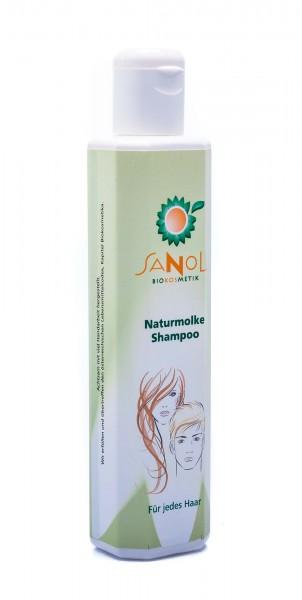 Sanoll Naturmolke Shampoo, 200 ml