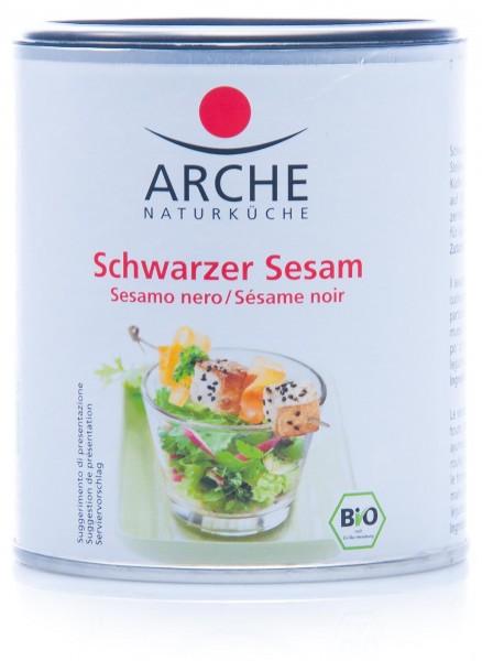 Arche Bio Schwarzer Sesam, 125 g