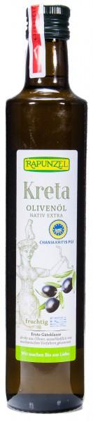 Rapunzel Bio Olivenöl Kreta P.G.I., nativ extra, 500 ml