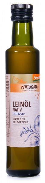 Naturata Leinöl nativ demeter, 250 ml