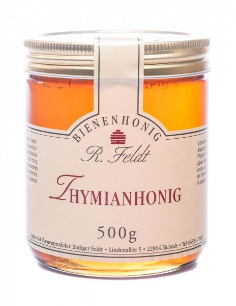Rüdiger Feldt Thymianhonig, 500 g